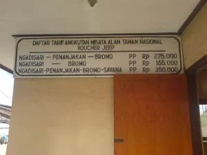 tarif jip
