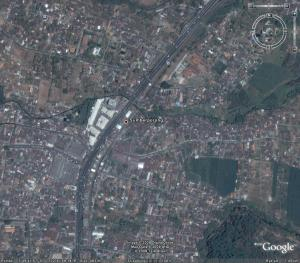 Lawang Google earth