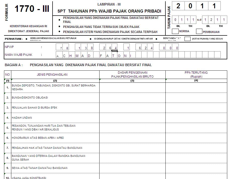 Spt 1770 2016 Excel